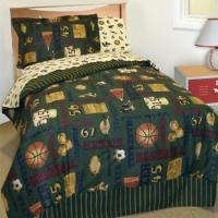 Buy cheap Vintage Sports Bed In A Bag Set from wholesalers