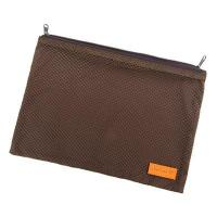 China Double zips pouch on sale