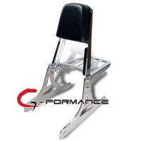Buy cheap BACKREST SISSY BAR WITH REAR RACK from wholesalers