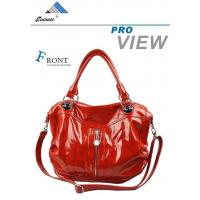 China Red hanbags for ladies C90077 wholesale