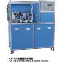 FGF-125 Soft Tube Filling and Sealing Machine Manufactures