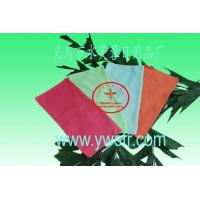 China Mcirofiber glass cleaning cloth on sale