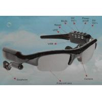 4GB All-in-one Sunglass with Digital Camcorder & MP3 Player & Bluetooth Headset & FM Radio for sale