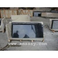 Buy cheap China Butterfly Green granite counters from wholesalers