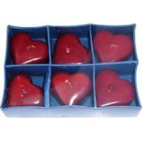 (15) Red Heart Candles Manufactures