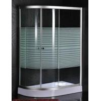 China Offset Quadrant Shower Enclosure on sale