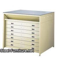 China Fluorescence Lamp Table(7-drawers) on sale