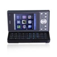 E98 JAVA QWERTY Keypad TV Slide Cell Phone Manufactures