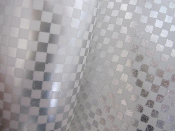 Quality matt silver tamper evident printing material for sale