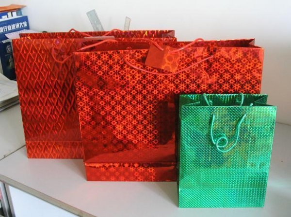 Quality Hologram Bags for sale