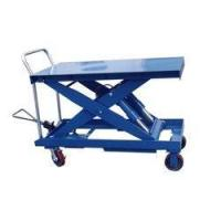 Buy cheap Double Cylinder Lift Table from wholesalers