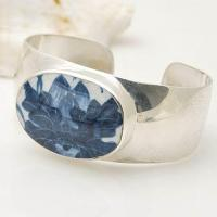 Buy cheap Thai silver bracelet personalized porcelain openings (Excellent) from wholesalers