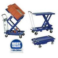 China Mobile Scissor Lift Tables & Tilt Tables - Up To 1650 LB. Capacity on sale