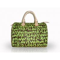 China Louis Vuitton handbag M42426 green[M42427 orang] on sale