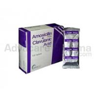 China Amoxicillin + Clavulanic Acid Tablets on sale