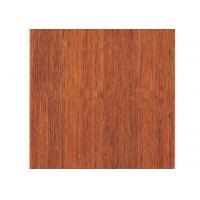 Chestnut Stained Solid Bamboo Floor Manufactures