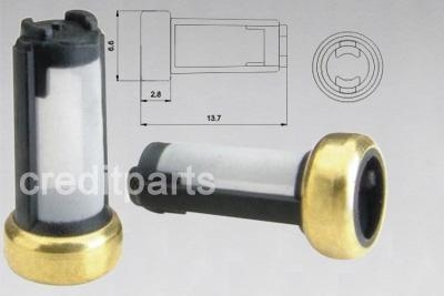 China Fuel injector filter