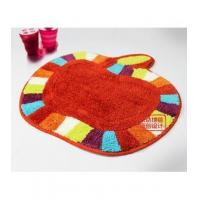 Buy cheap Bathroom Accessory Beautiful Color Apple Non-slip Bath Rug L2217 from wholesalers