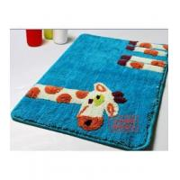 Buy cheap Bathroom Accessory Cute Fawn Rectangle Non-slip Bath Rug L1903 from wholesalers