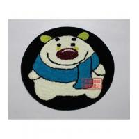 Buy cheap Bathroom Accessory Lovely Wearing Scarf of Bear Bath Rug L2504 from wholesalers