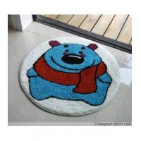Buy cheap Bathroom Accessory Lovely Wearing Scarf of Bear Bath Rug L2503 from wholesalers