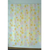 China Vinyl Shower Curtains Beautiful Small Flowers PVC Shower Curtain Y2605 on sale