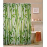 China Fabric Shower Curtains East Bamboo grove Fabric Shower Curtain M3005 on sale