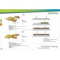 White Oak Natural Bamboo Solid Flooring Manufactures