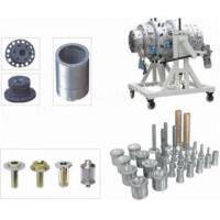 Plastic granulating line Polyolefin pipe extrusion die head Manufactures