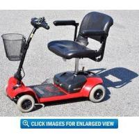 China Pre-owned (Used) Go-Go Ultra Travel Scooter on sale