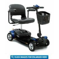 China Go-Go Elite Traveller Travel Mobility Scooter with 4 Wheels on sale