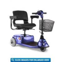 Invacare Lynx L3X Mobility Scooter with 3 Wheels Manufactures