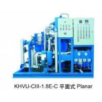 Marine Steam / Electrical Heating Fuel Oil Booster Unit Manufactures