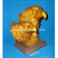 polyresin eagle statue Manufactures