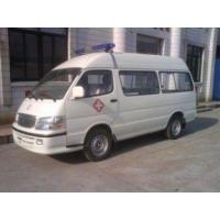 Low Fuel Consumption Ambulance Protection Of EURO III Emission Kinetic Special Vehicles