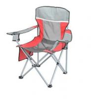 Folding camping chair with side bag Manufactures