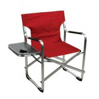 China Products-->Chair-->Director Chair-->Flat aluminum tube director chair with tea table on sale
