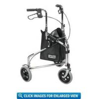 Drive Medical Winnie Deluxe 3-Wheel Rollator Manufactures