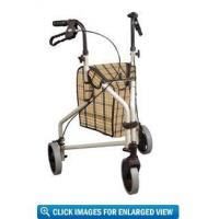 Drive Medical Winnie Lite Supreme Go Lite 3-Wheel Rollator Manufactures