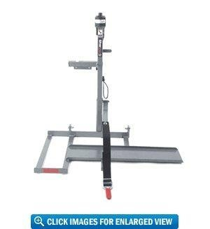 Quality Pride Silver Star Power Tote Mini PT-150 Scooter Lift for sale