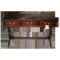 China Regency Sofa Table 3 Drawer on sale