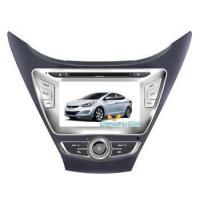 2011 Elantra DVD GPS Radio System With 7 Inch HD Touch Screen, Steering Wheel Control