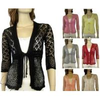 Ladies Knitted Cardigan Manufactures