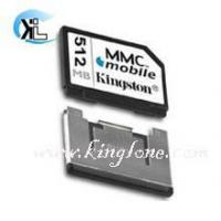 Kingston MMC 512MB Manufactures