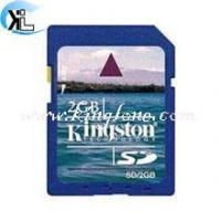 Buy cheap Kingston SD 2GB from wholesalers