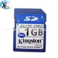 Kingston SD high speed 1GB Manufactures