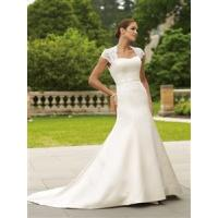 Gorgeous Ivory Lace Wedding Dress 2011 Bride Manufactures