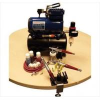 PTS-3S Professional Body Painting Tattoo Airbrush Set Manufactures
