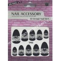 Buy cheap Professional pretty Nontoxic ink 2d nail stickers EN - 71 passed for Nail Art decoration from wholesalers