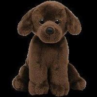 China Ty Beanie Babies 8 Cocoa Labrador Retriever on sale